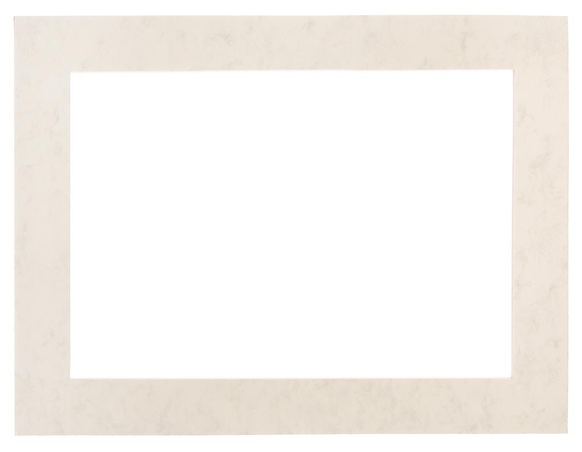 Паспарту Василиса, цвет: светло-бежевый, 22 х 32 см580867Паспарту Василиса, изготовленное из плотного картона, предназначено для оформления художественных работ и фотографий. Оно располагается между багетной рамой и изображением, делая акцент на фотографии, усиливая ее визуальное восприятие. Кроме того, на паспарту часто располагают поясняющие подписи, автограф изображенного. Внешний размер: 30 см х 40 см. Внутренний размер: 22 см х 32 см.