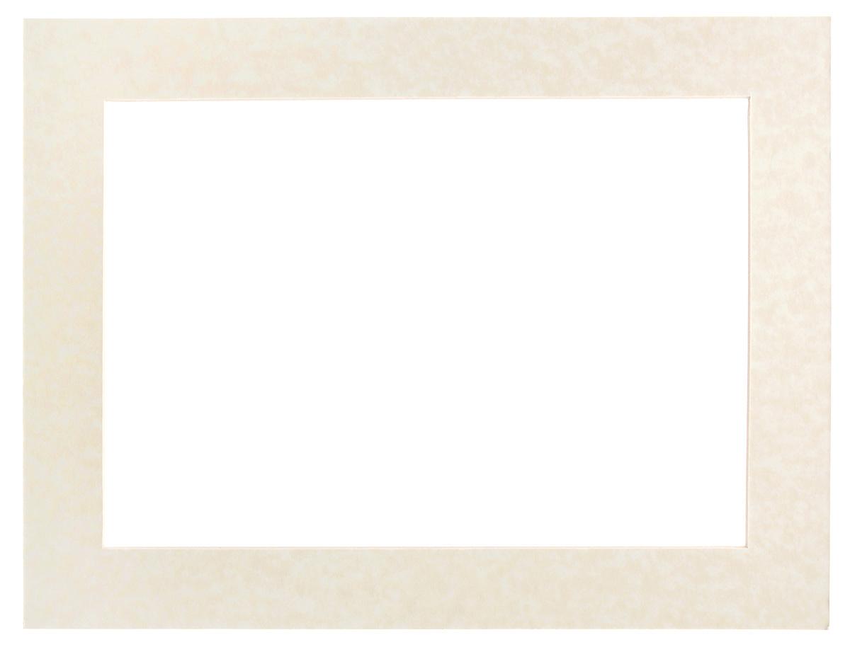 Паспарту Василиса, цвет: бежевый, 22 см х 32 см581071Паспарту Василиса, изготовленное из плотного картона, предназначено для оформления художественных работ и фотографий. Оно располагается между багетной рамой и изображением, делая акцент на фотографии, усиливая ее визуальное восприятие. Кроме того, на паспарту часто располагают поясняющие подписи, автограф изображенного. Внешний размер: 30 см х 40 см. Внутренний размер: 22 см х 32 см.