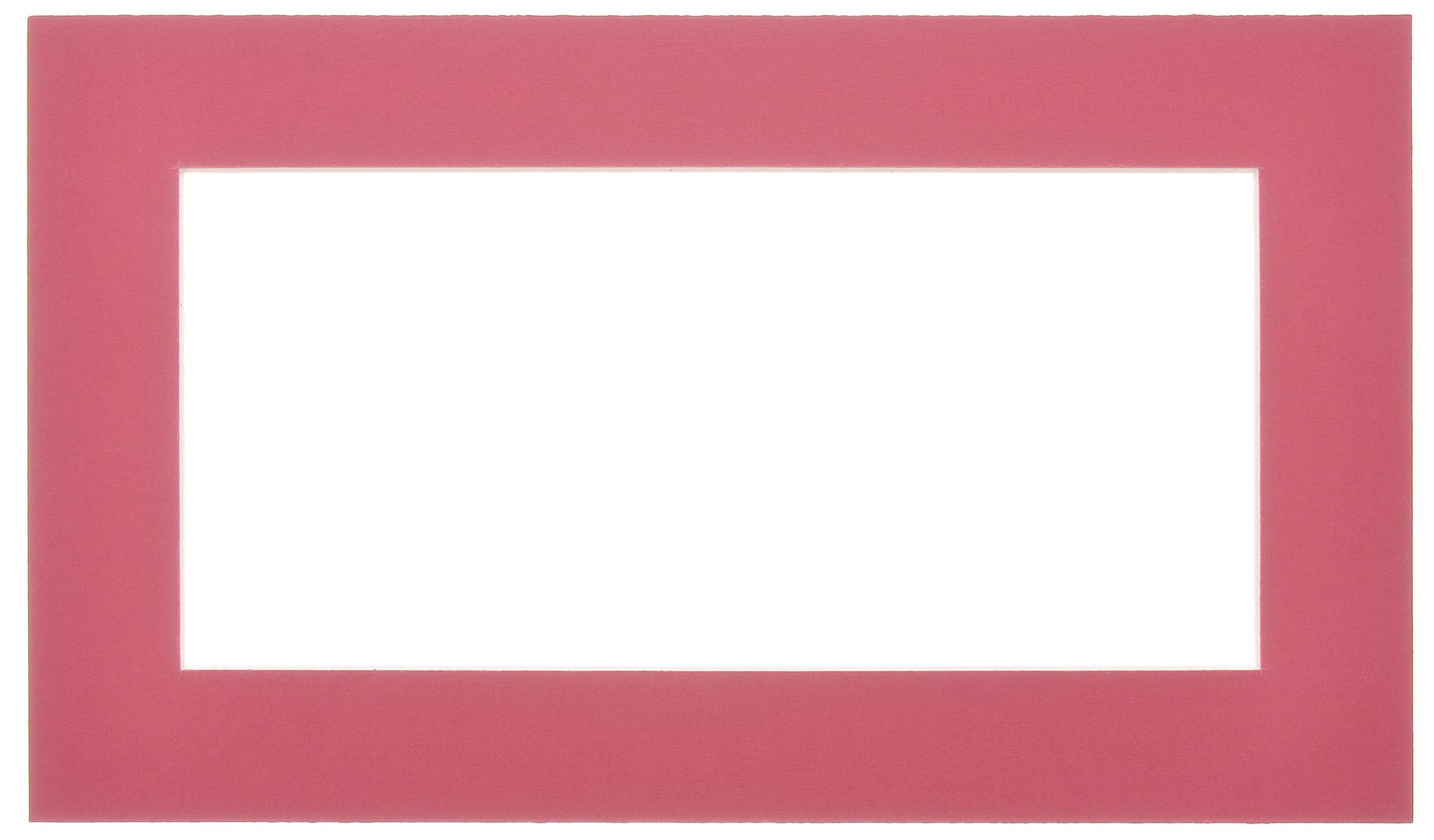Паспарту Василиса, цвет: гранатовый, 14 см х 30 см581076Паспарту Василиса, изготовленное из плотного картона, предназначено для оформления художественных работ и фотографий. Оно располагается между багетной рамой и изображением, делая акцент на фотографии, усиливая ее визуальное восприятие. Кроме того, на паспарту часто располагают поясняющие подписи, автограф изображенного. Внешний размер: 22 см х 38 см. Внутренний размер: 14 см х 30 см.