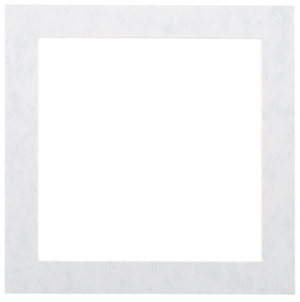 Паспарту Василиса, цвет: серо-голубой, 35 х 35 см58125Паспарту Василиса, изготовленное из плотного картона, предназначено для оформления художественных работ и фотографий. Оно располагается между багетной рамой и изображением, делая акцент на фотографии, усиливая ее визуальное восприятие. Кроме того, на паспарту часто располагают поясняющие подписи, автограф изображенного. Внешний размер: 35 х 35 см. Внутренний размер: 27 х 27 см.