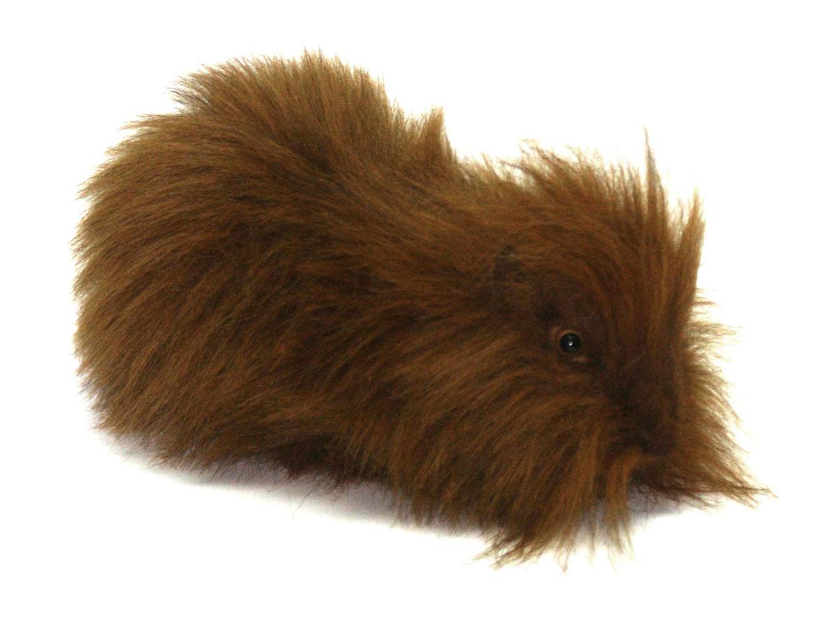 HANSA Мягкая игрушка Морская свинка рыжая, 30 см3246М