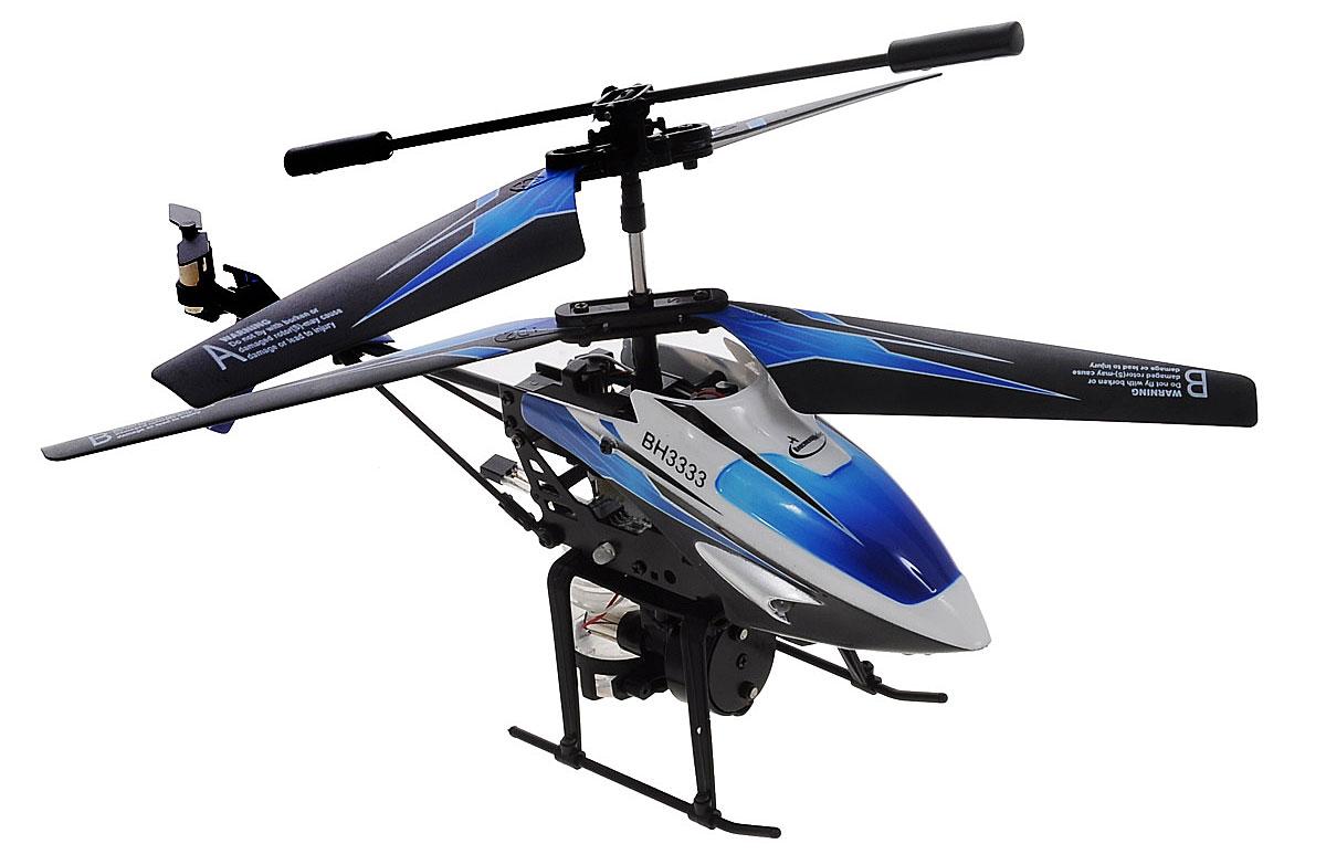 Властелин небес Вертолет на радиоуправлении Водяной стрелокBH 3333Властелин небес Водяной стрелок - это вертолет с гироскопом на трехканальном инфракрасном управлении с функцией стрельбы водой. Гироскоп предназначен для курсовой стабилизации полета. В комплекте идет пистолет, из которого можно стрелять по вертолету инфракрасными лучами. Дальность стрельбы из пистолета - до 12 метров. Вертолет небольшой и маневренный, он легко обходит препятствия, послушно следуя командам c пульта управления. Игрушка может летать вперед-назад, вверх-вниз, вращаться и зависать в воздухе. Есть 2 режима управления - обычный и турбо-ускорение. Вертолет оснащен проблесковыми огнями для полета в темноте. Имеется возможность подзарядки вертолета от пульта и USB-шнура. Полностью заряженный вертолет летает 6-7 минут. Игрушка развивает многочисленные способности ребенка - мелкую моторику, пространственное мышление, реакцию и логику. Вертолет работает от встроенного аккумулятора, который можно заряжать от USB-шнура (входит в комплект). Для работы...