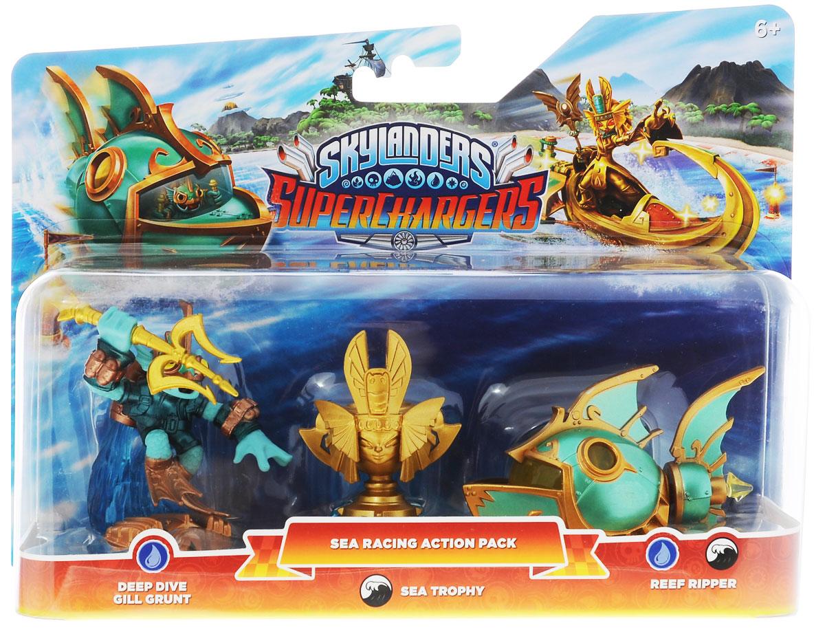 Skylanders SuperChargers. Набор для гонок