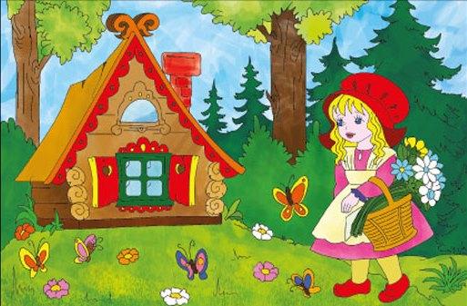 Набор для росписи по холсту Креатто Красная Шапочка, 20 см х 30 см23236Набор для росписи по холсту Креатто Красная Шапочка позволит вашему ребенку создать яркую картину с изображением героини известной сказки. В набор входит все необходимое: холст с нанесенным контуром рисунка, закрепленный на деревянной рамке, 5 тюбиков с акриловой краской разных цветов, пластиковая палитра, кисть. Яркие акриловые краски легко ложатся на поверхность холста. Для получения нужных оттенков можно смешать цвета, а для создания прозрачности нужно разбавить краски водой. Картинку можно раскрашивать в несколько слоев, нанося новый цвет на подсохшую поверхность. Такая картина станет превосходным украшением интерьера детской комнаты и оригинальным подарком близким и друзьям. Работа с кистью подарит юному мастеру возможность почувствовать себя настоящим живописцем. Такое увлекательное занятие формирует художественный вкус, совершенствует творческое мышление, развивает цветовосприятие, тренирует мелкую моторику рук.