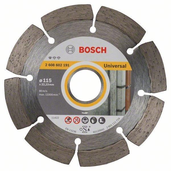 Bosch сегментный, 115 мм 26086021912608602191