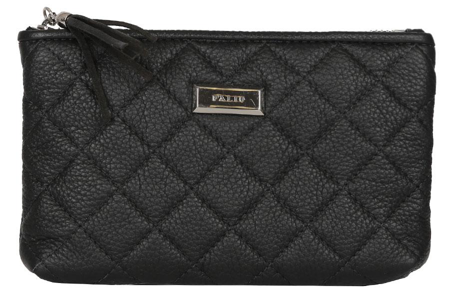 Косметичка женская Palio, цвет: черный. 12795A3-018