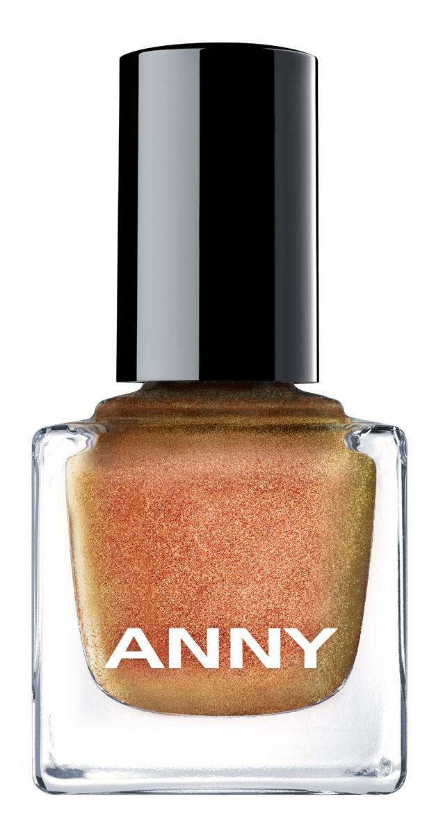 ANNY Лак для ногтей, тон № 516 золото с бронзовым сиянием, 15 млA10516ANNY предлагает огромный диапазон цветовых оттенков лаков для ногтей профессионального качества, который представлен в 114 неповторимых модных оттенках. Палитра ANNY идеально сбалансирована широким выбором классических оттенков лаков для ногтей и обширной линейкой продуктов по уходу за ногтями. Палитра постоянно обновляется и расширяется самыми модными оттенками. Каждые 8 недель выходит новая коллекция. С лаком ANNY можно выражать эмоции и неповторимый индивидуальный стиль в цвете. Превосходное покрытие. Плоская удлиненная классическая профессиональная кисточка. Ровное, гладкое, легкое нанесение. Мгновенная сушка. Стойкий результат. Лаки для ногтей ANNY не содержат: толуол, формальдегид, дибутилфталат.