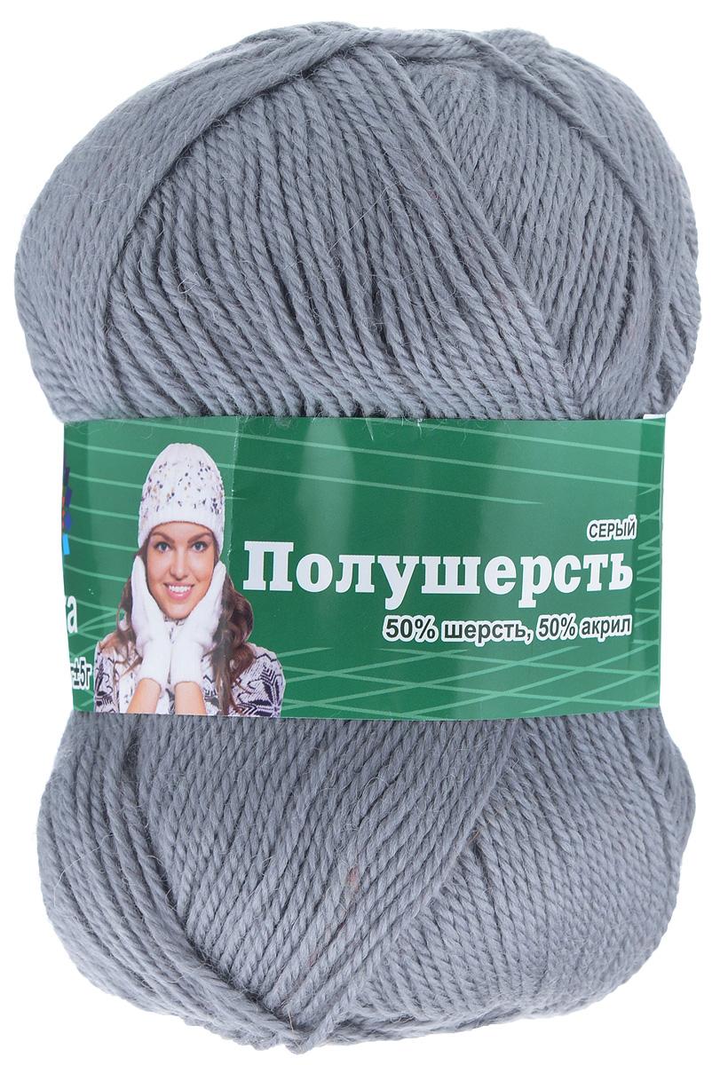 Пряжа для вязания Астра Mix Wool, цвет: серый, 250 м, 100 г, 3 шт488344_ серыйПряжа для вязания Астра Mix Wool изготовлена из мягкой и высококачественной натуральной шерсти и акрила. Из пряжи Астра Mix Wool получается тонкий и теплый трикотаж. Волокно имеет высокую упругость, поэтому хорошо держит форму, обладает превосходными гигиеническими свойствами: имеет высокую гигроскопичность и отводит влагу от тела. Рекомендуемые для вязания спицы: 3-5 мм. Рекомендуемый для вязания крючок: 3-5 мм. Состав: 50% шерсть; 50% акрил.