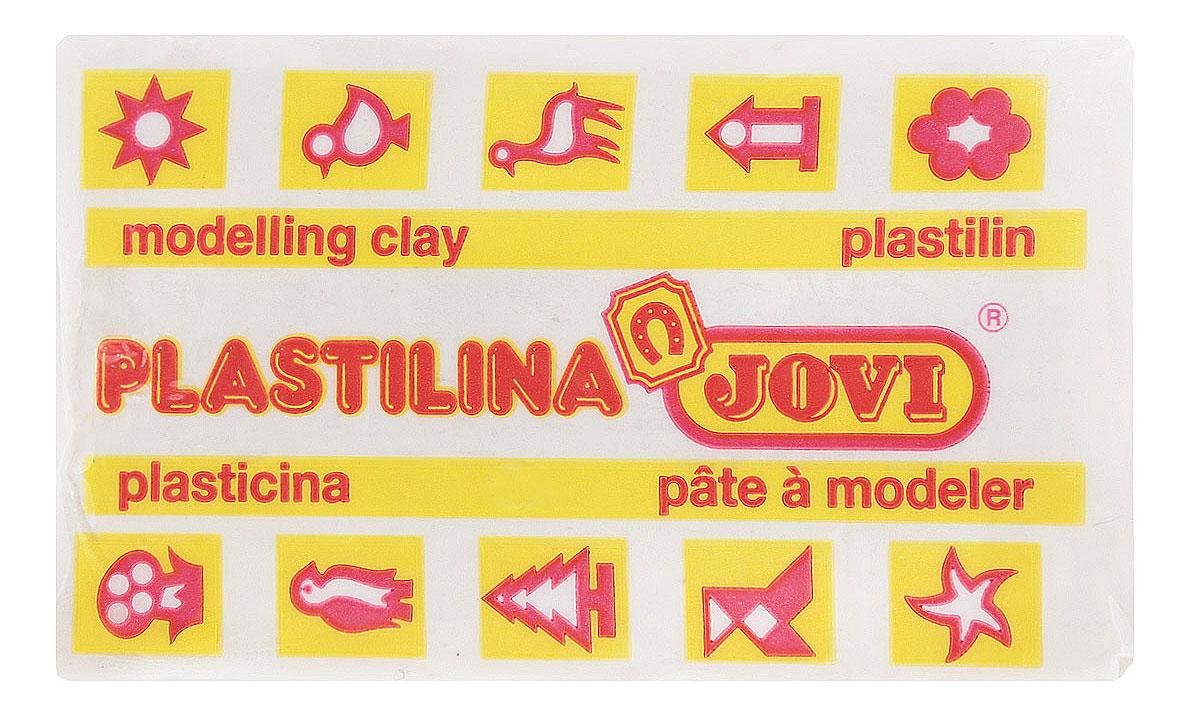Jovi Пластилин цвет белый 50 г