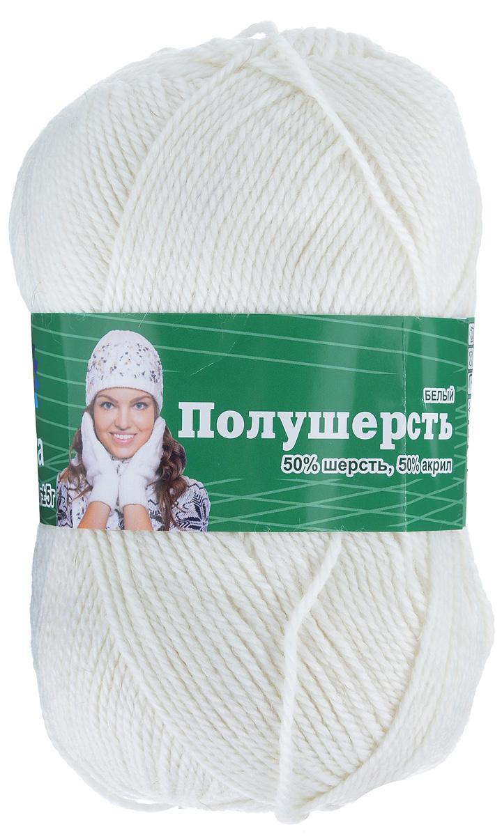 Пряжа для вязания Астра Mix Wool, цвет: белый, 250 м, 100 г, 3 шт488344_белыйПряжа для вязания Астра Mix Wool изготовлена из мягкой и высококачественной натуральной шерсти и акрила. Из пряжи Астра Mix Wool получается тонкий и теплый трикотаж. Волокно имеет высокую упругость, поэтому хорошо держит форму, обладает превосходными гигиеническими свойствами: имеет высокую гигроскопичность и отводит влагу от тела. Рекомендуемые для вязания спицы: 3-5 мм. Рекомендуемый для вязания крючок: 3-5 мм. Состав: 50% шерсть; 50% акрил.