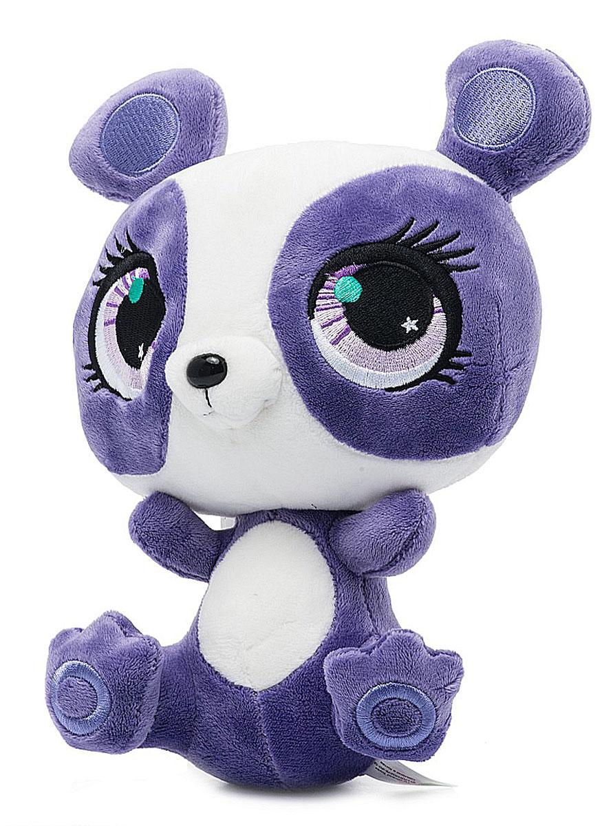 Littlest Pet Shop Мягкая игрушка Зверушка Пенни цвет сиреневый 20 см 2095917