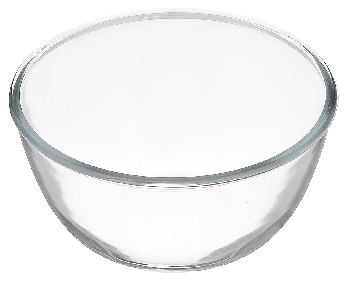 Салатница Floral, цвет: прозрачный, 1,5 лFSMB13Салатница Floral изготовлена из жаропрочного боросиликатного стекла. Такая салатница прекрасно подходит для холодных и горячих блюд: каш, хлопьев, супов, салатов. Она дополнит коллекцию вашей кухонной посуды и будет служить долгие годы. Можно использовать в посудомоечной машине, духовом шкафу, холодильнике и СВЧ. Диаметр салатницы (по верхнему краю): 19 см. Высота стенки салатницы: 8 см. Объем: 1,5 л.