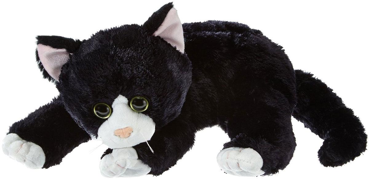 TY Мягкая игрушка Кошка Shadow цвет черный белый 40 см10037Мягкая игрушка TY Кошка Shadow не оставит вас равнодушным и вызовет улыбку у каждого, кто ее увидит. Изделие изготовлено из приятных на ощупь и очень мягких материалов, безвредных для малыша. Игрушка выполнена в виде милой кошечки в лежачем положении. Специальные гранулы, используемые при ее набивке, способствуют развитию мелкой моторики рук малыша. Игрушка станет верным другом для каждого ребенка, подарит множество приятных мгновений и непременно поднимет настроение. Симпатичная игрушка, которая неизменно будет радовать вашего ребенка, а также способствовать полноценному и гармоничному развитию его личности.