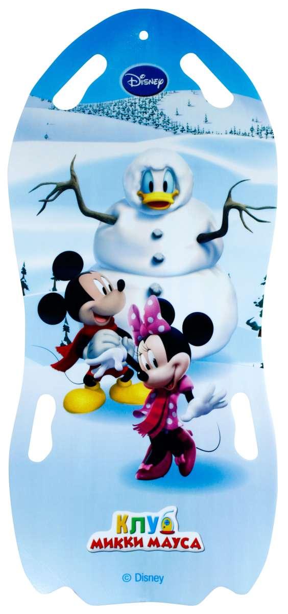 Disney Ледянка для двоих «Disney», 122 смТ55261Ледянка для двоих Disney станет прекрасным подарком для поклонников популярного мультфильма. Изделие предназначено катания с горок и идеально подойдет как для мальчиков, так и для девочек Ледянка развивает на спуске хорошую скорость. Модель с 2 парами прорезей для рук.