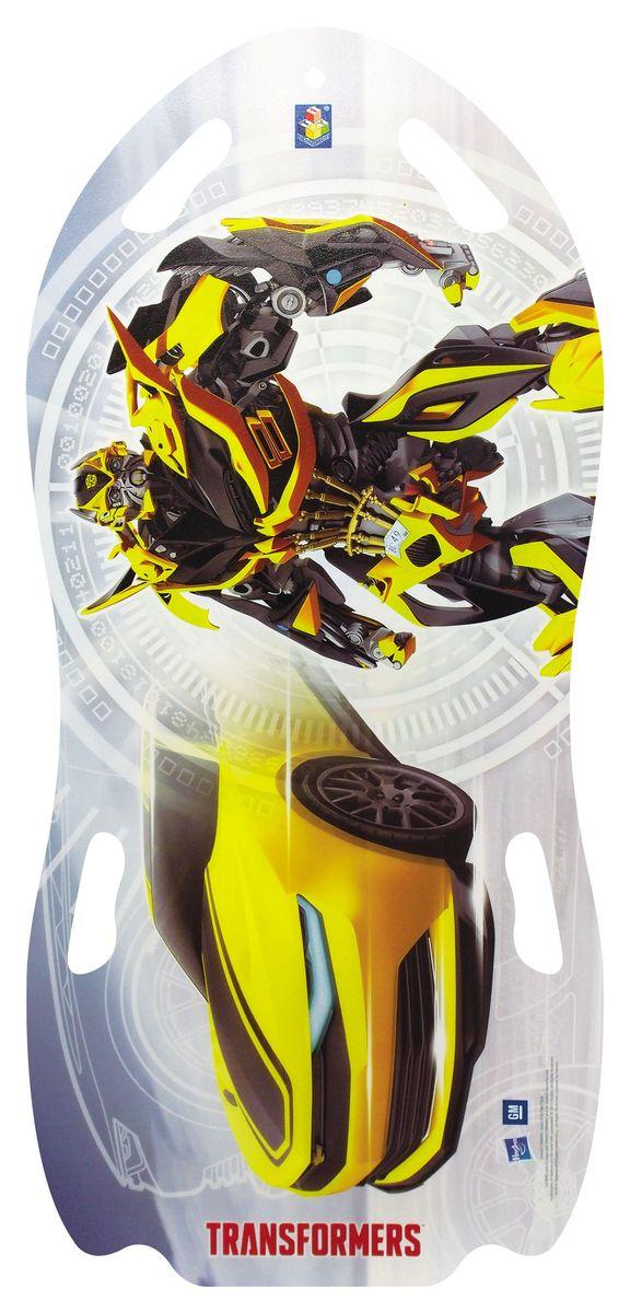 1toy Transformers Ледянка для двоих Transformers 122 см Т56912Т56912Ледянка для двоих Transformers станет прекрасным подарком для поклонников популярного фильма. Изделие предназначено катания с горок и идеально подойдет для мальчиков. Ледянка развивает на спуске хорошую скорость. Модель с 2 парами прорезей для рук.