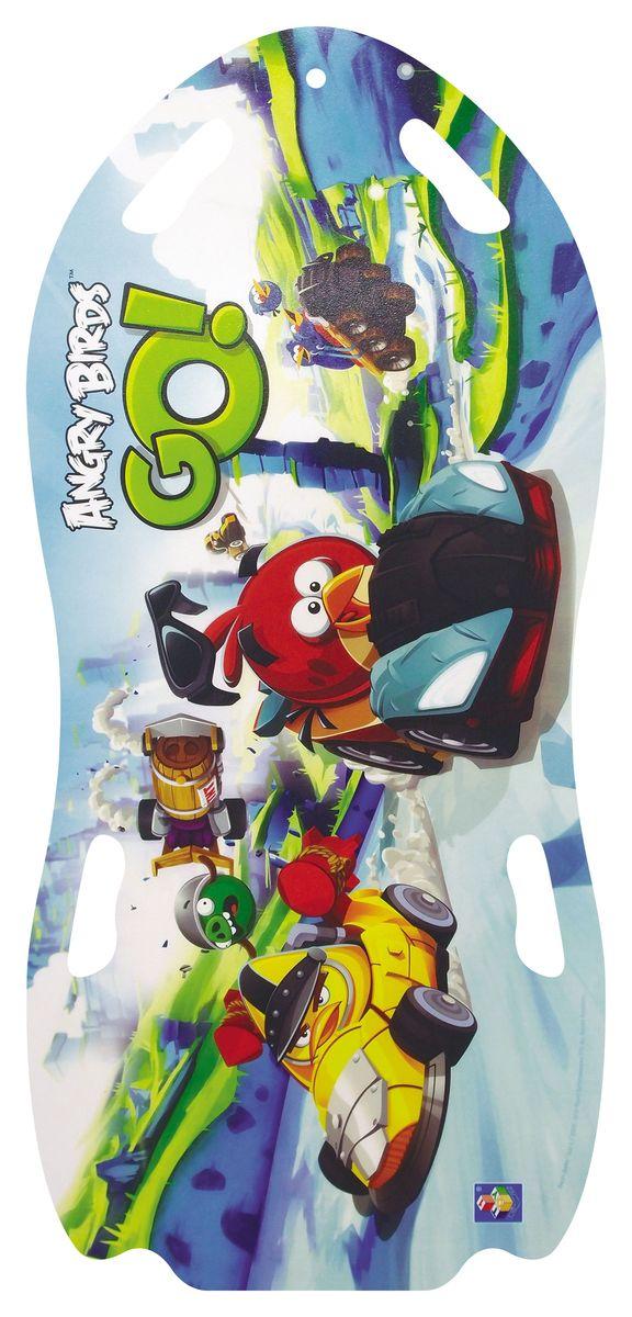Angry Birds Ледянка для двоих Angry Birds 122 см Т57214Т57214Ледянка для двоих Angry Birds станет прекрасным подарком для поклонников известной игры. Изделие предназначено катания с горок и идеально подойдет как для мальчиков, так и для девочек. Ледянка развивает на спуске хорошую скорость. Модель с 2 парами прорезей для рук.