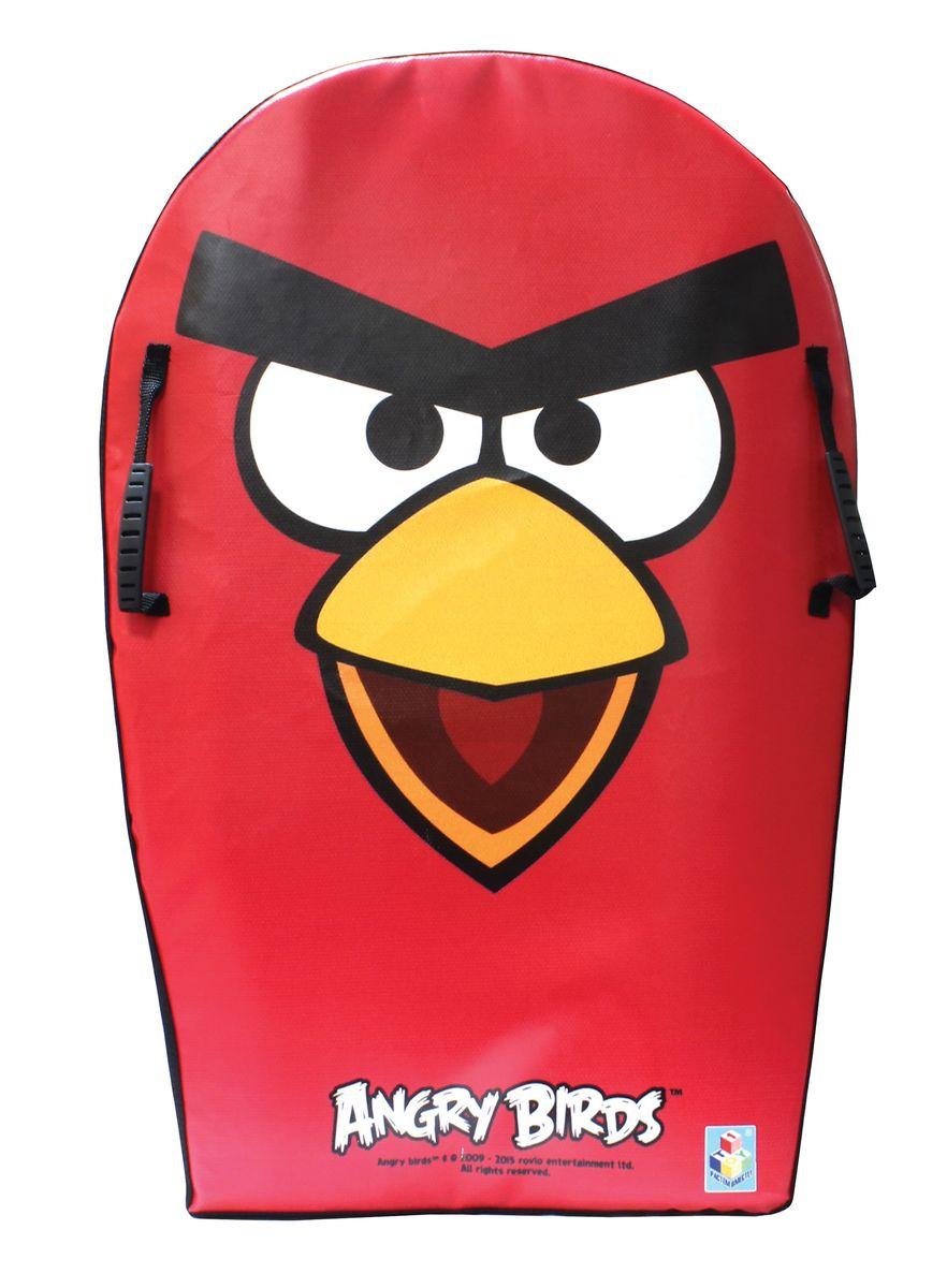 Ледянка с плотными ручками 74см Angry BirdsТ57678Ледянка Angry Birds станет прекрасным подарком для поклонников популярной игры. Изделие предназначено катания с горок и идеально подойдет как для мальчиков, так и для девочек. Ледянка развивает на спуске хорошую скорость. Плотные ручки, расположенные по краям изделия помогут не упасть.