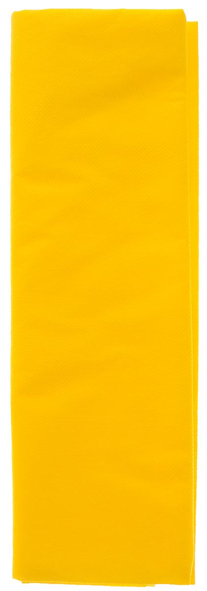 Скатерть Boyscout, прямоугольная, цвет: желтый, 140 x 110 см61709_желтыйПрямоугольная одноразовая скатерть Boyscout выполнена из нетканого полимерного материала типа спанбонд и предназначена для применения в домашнем хозяйстве, на пикнике, на даче, в туризме. Такая салфетка добавит ярких красок любому мероприятию. Состав: полипропилен, краситель.