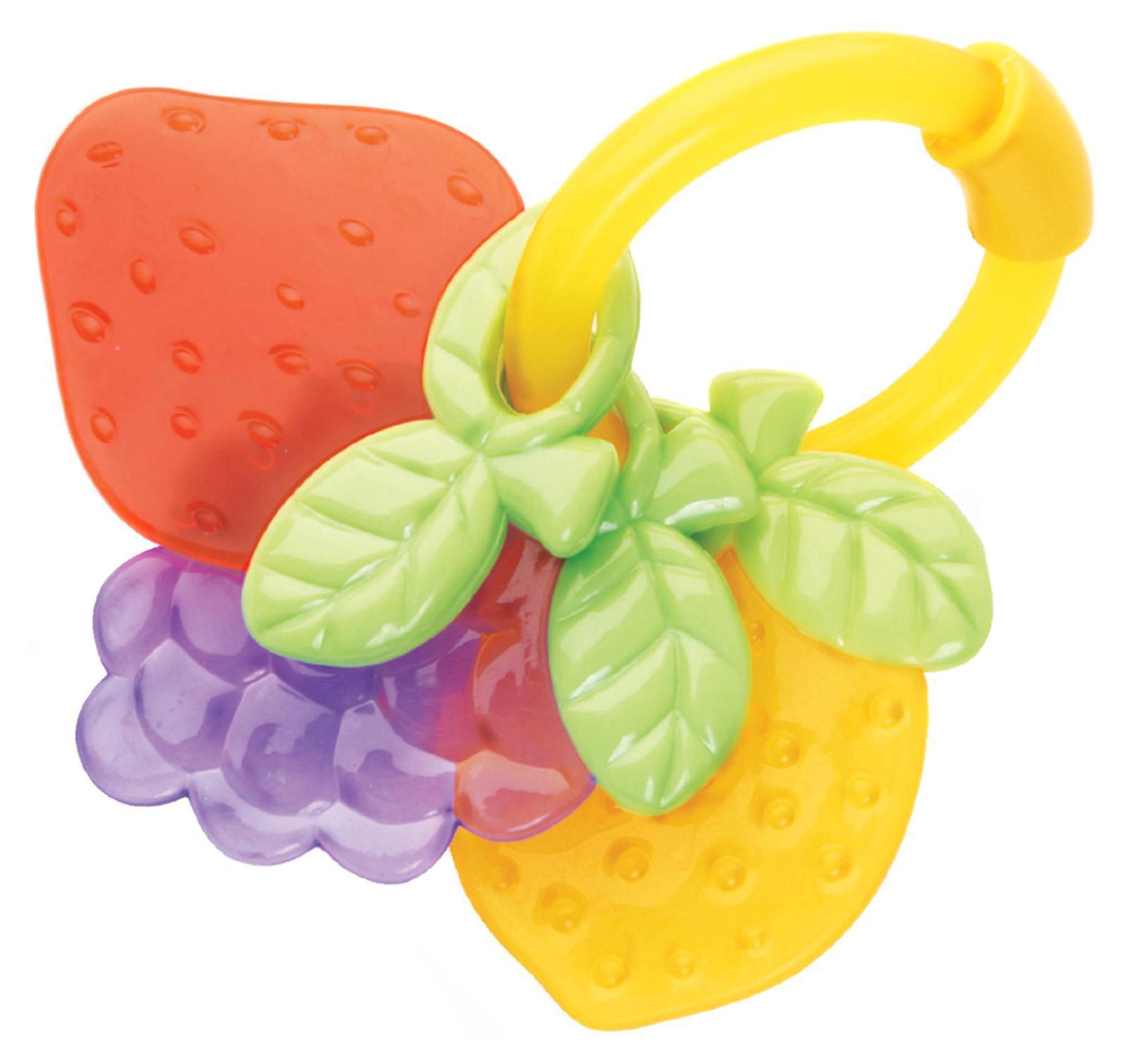 Мир детства Прорезыватель Карамельные фрукты