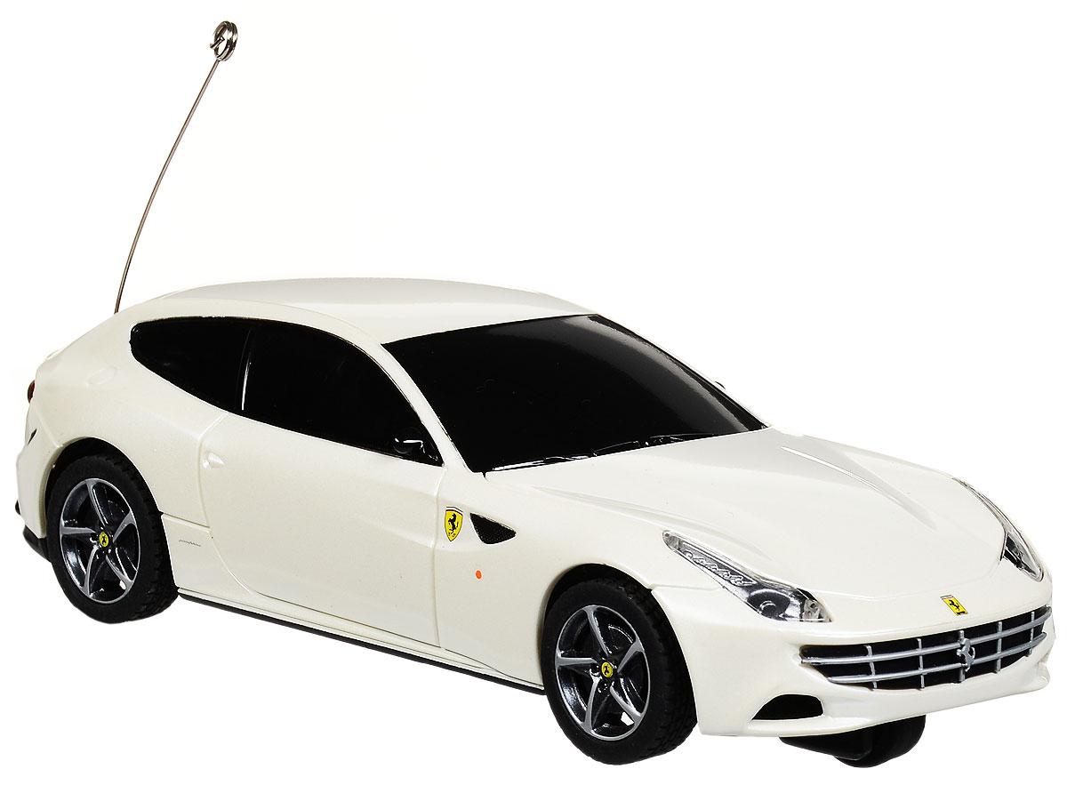 Rastar Радиоуправляемая модель Ferrari FF цвет белый масштаб 1:32