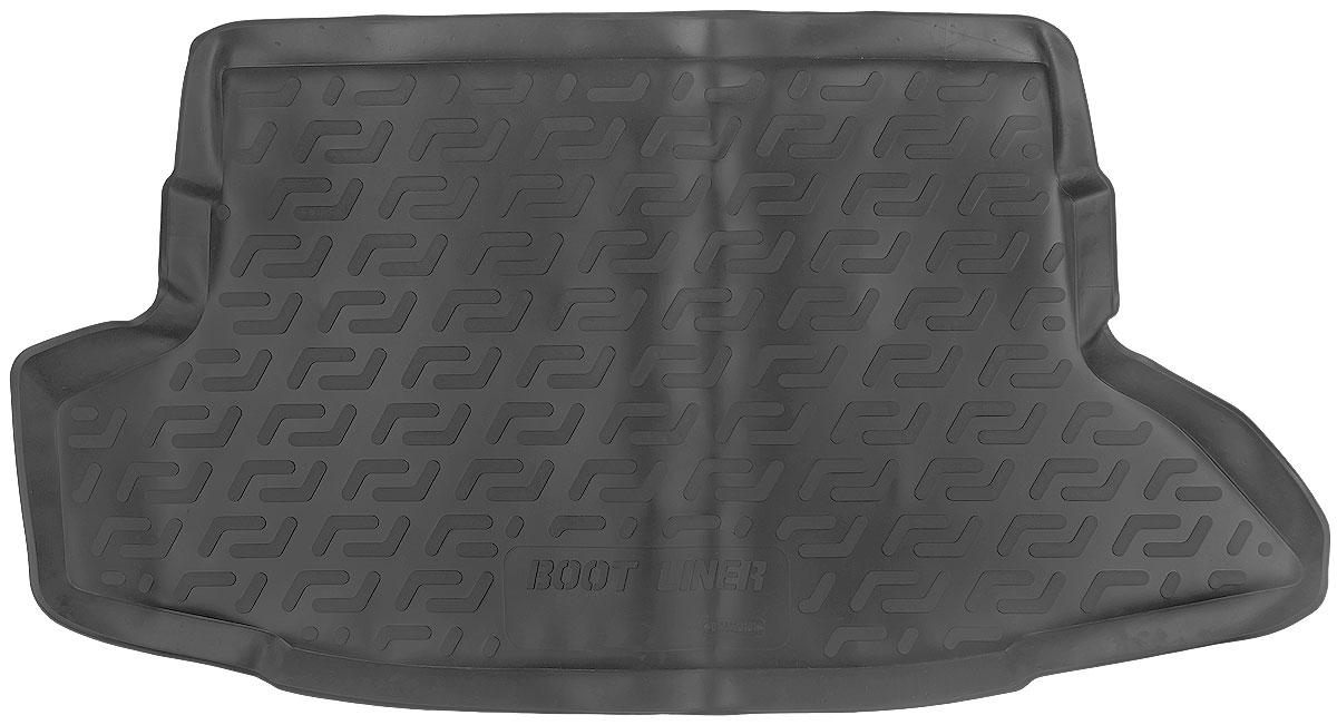 Коврик в багажник L.Locker, для Nissan Juke (10-)0105020101Коврик L.Locker производится индивидуально для каждой модели автомобиля из современного и экологически чистого материала. Изделие точно повторяет геометрию пола автомобиля, имеет высокий борт, обладает повышенной износоустойчивостью, антискользящими свойствами, лишен резкого запаха и сохраняет свои потребительские свойства в широком диапазоне температур (от -50°С до +80°С).