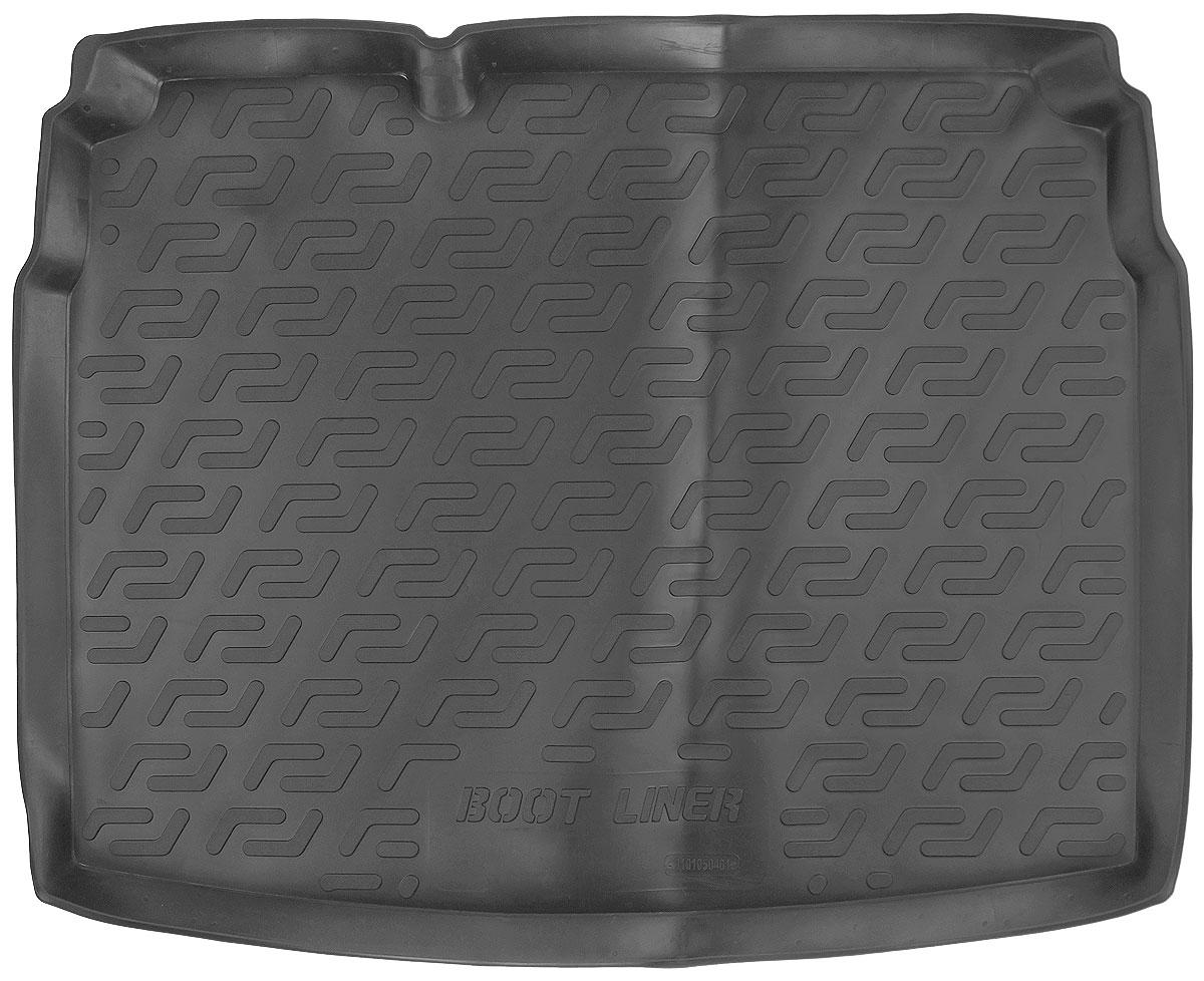 Коврик в багажник L.Locker, для Volkswagen Golf VI hb (09-)0101050401Коврик L.Locker производится индивидуально для каждой модели автомобиля из современного и экологически чистого материала. Изделие точно повторяет геометрию пола автомобиля, имеет высокий борт, обладает повышенной износоустойчивостью, антискользящими свойствами, лишен резкого запаха и сохраняет свои потребительские свойства в широком диапазоне температур (от -50°С до +80°С).