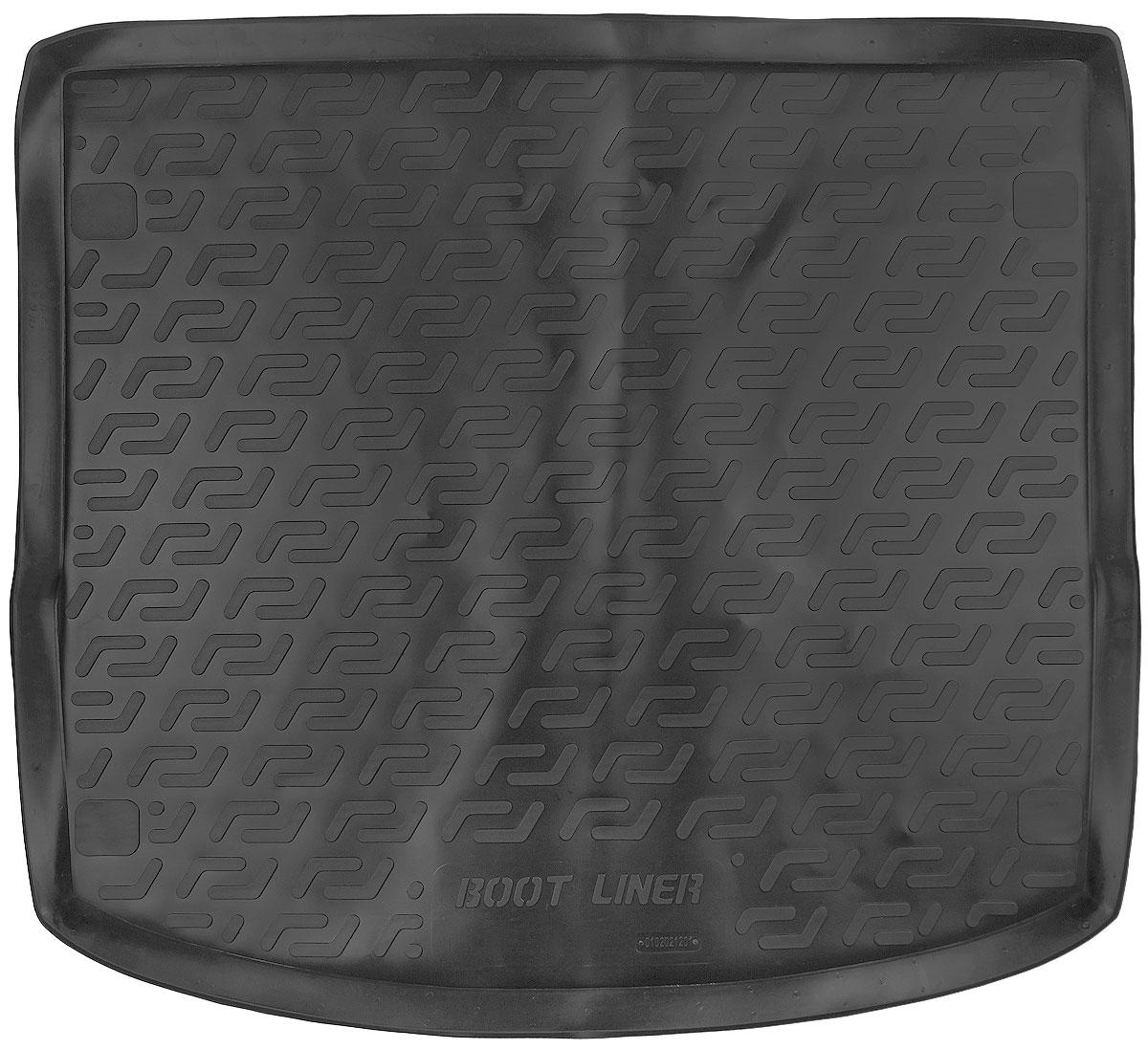 Коврик в багажник L.Locker, для Ford Focus III Turnier (11-)0102021201Коврик L.Locker производится индивидуально для каждой модели автомобиля из современного и экологически чистого материала. Изделие точно повторяет геометрию пола автомобиля, имеет высокий борт, обладает повышенной износоустойчивостью, антискользящими свойствами, лишен резкого запаха и сохраняет свои потребительские свойства в широком диапазоне температур (от -50°С до +80°С).