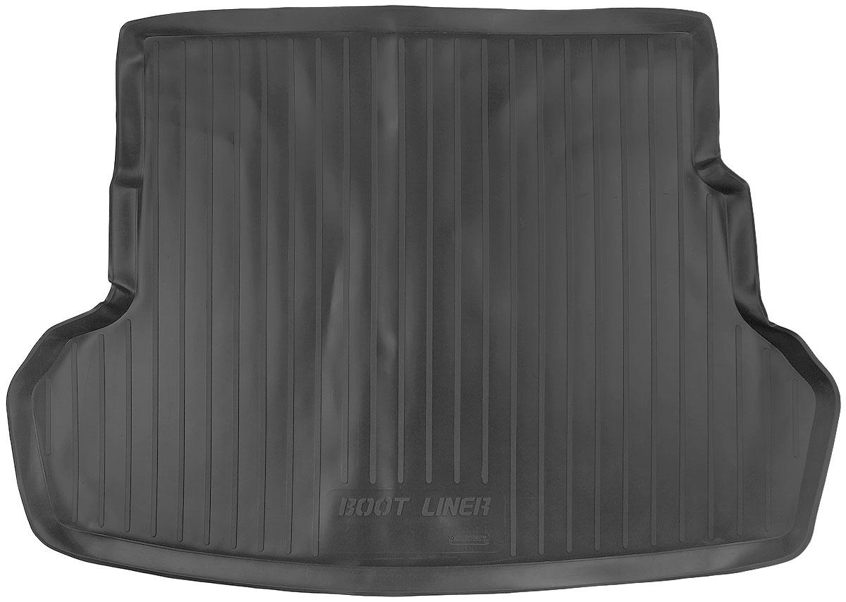 Коврик в багажник L.Locker, для Kia Rio III sd (11-)0103010601Коврик L.Locker производится индивидуально для каждой модели автомобиля из современного и экологически чистого материала. Изделие точно повторяет геометрию пола автомобиля, имеет высокий борт, обладает повышенной износоустойчивостью, антискользящими свойствами, лишен резкого запаха и сохраняет свои потребительские свойства в широком диапазоне температур (от -50°С до +80°С).