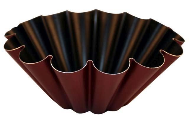 Форма для пудинга. RZ-050/RF-050, бордовый