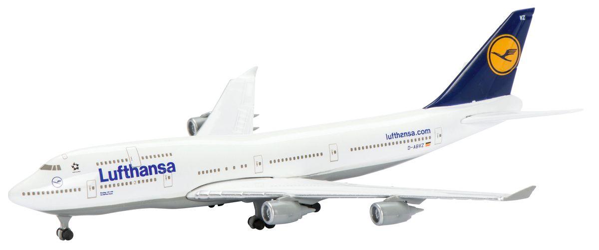 Schuco Самолет Lufthansa Boeing 747-400