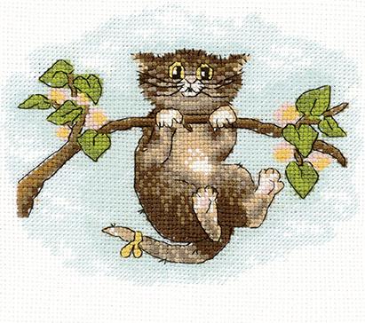 Набор для вышивания Подсадите!, 16 х 13 см580169Красивый и стильный рисунок-вышивка, выполненный на канве, выглядит оригинально и всегда модно. В наборе для вышивания Подсадите! есть все необходимое для создания собственного чуда. В набор входит: - канва Aida Bestex 14, - мулине Гамма (хлопок) - 16 цветов, - цветная символьная схема, - инструкция по вышиванию, - органайзер с образцами цветов нитей, - игла. Техника вышивания - счетный крест. Работа, сделанная своими руками, создаст особый уют и атмосферу в доме и долгие годы будет радовать вас и ваших близких. А подарок, выполненный собственноручно, станет самым ценным для друзей и знакомых.