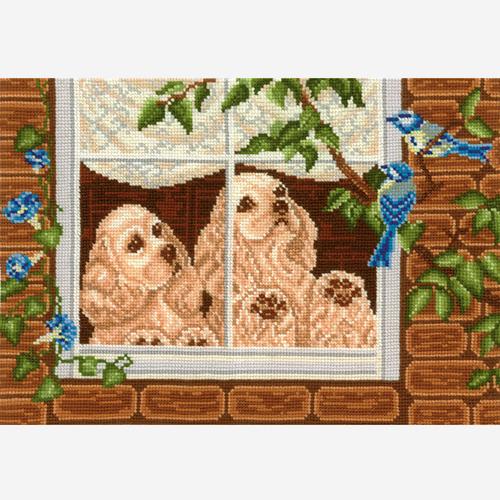 Набор для вышивания Любопытные друзья, 30 х 20 см580442Красивый и стильный рисунок-вышивка, выполненный на канве, выглядит оригинально и всегда модно. В наборе для вышивания Любопытные друзья есть все необходимое для создания собственного чуда. В набор входит: - канва Aida Bestex 14, - мулине Радуга (шерсть) - 29 цветов, - цветная символьная схема, - инструкция по вышиванию, - органайзер с образцами цветов нитей, - игла. Техника вышивания - счетный крест. Работа, сделанная своими руками, создаст особый уют и атмосферу в доме и долгие годы будет радовать вас и ваших близких. А подарок, выполненный собственноручно, станет самым ценным для друзей и знакомых.