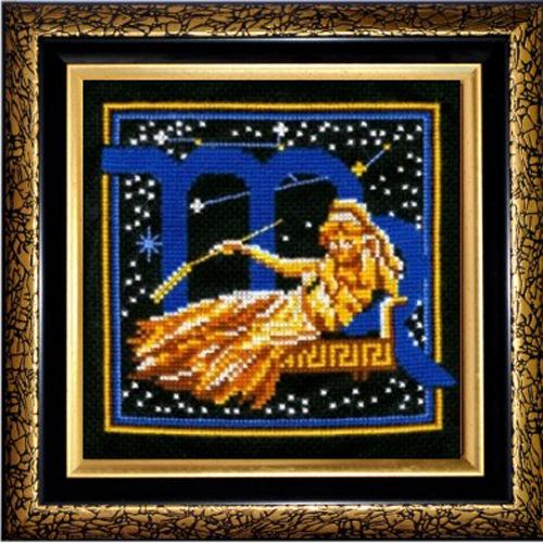 Набор для вышивания Знаки зодиака. Дева, 16 x 16 см580449Красивый и стильный рисунок-вышивка, выполненный на канве, выглядит оригинально и всегда модно. В наборе для вышивания Знаки зодиака. Дева есть все необходимое для создания собственного чуда. В набор входит: - канва, - набор шерстяных ниток - 6 цветов, - цветная символьная схема, - инструкция по вышиванию, - игла. Техника вышивания - счетный крест. Работа, сделанная своими руками, создаст особый уют и атмосферу в доме и долгие годы будет радовать вас и ваших близких. А подарок, выполненный собственноручно, станет самым ценным для друзей и знакомых. УВАЖАЕМЫЕ КЛИЕНТЫ! Обращаем ваше внимание на тот факт, что рамка в комплект не входит, а служит для визуального восприятия товара.