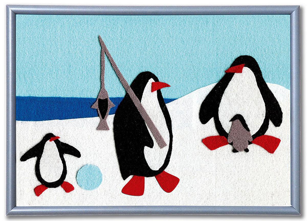 Stigis Стигис-аппликация ПингвиныБР_ПингвиныС помощью этого набора ваш ребенок сможет легко смастерить настоящую картинку из ткани. Все, что должен уметь ребенок - это держать в руке ножницы, а если этого навыка еще нет, то это отличный повод получить его! Специальная ткань легко режется и не сечется. Благодаря ярким цветам и приятной фактуре аппликация получится красочной и уютной. Чтобы создать картинку, нужно вырезать элементы из ткани по контурам, разложить их на фоне и попросить маму прижать картинку утюгом. Готово! Предмет гордости можно подарить бабушке или повесить на стенку в детской. В набор входит: фон для картинки 30 х 21 см, ткань различных расцветок с уникальным термоклеевым слоем, инструкция. Фантазия, любовь к творчеству, вкус, чувство цвета, дизайнерские навыки, мелкая моторика, аккуратность - эти качества и навыки развиваются при занятии стигис-аппликацией.