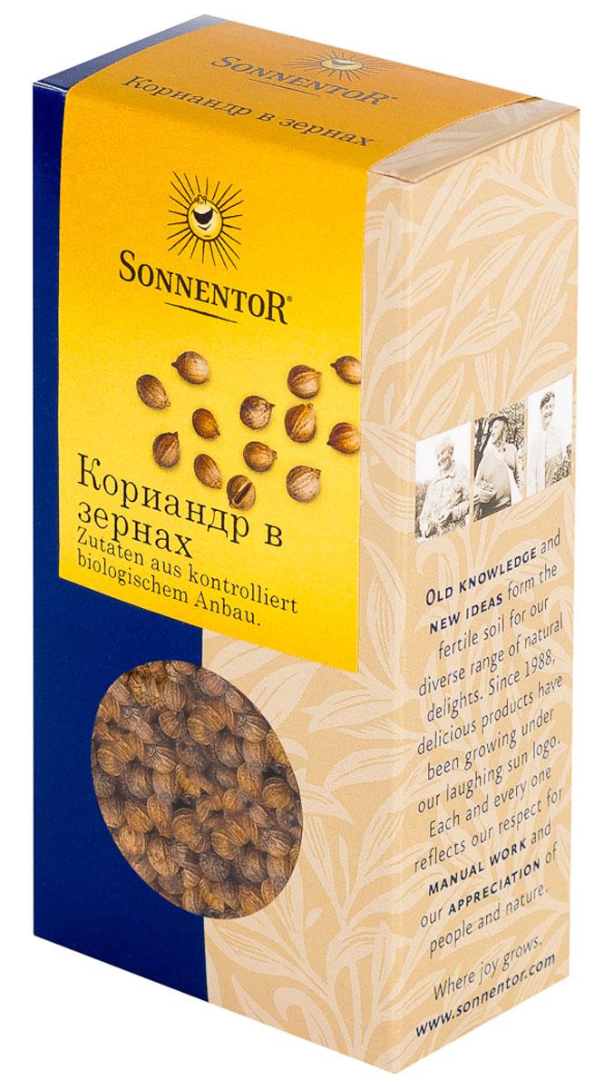 Sonnentor Кориандр в зернах, 35 г