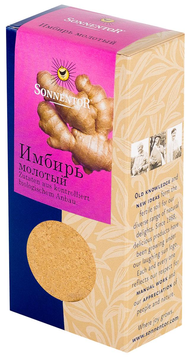 Sonnentor Имбирь молотый, 35 гNT331Sonnentor Имбирь - специя для тех, кто любит поострее. Вкус этой специи абсолютно уникальный – в нем сочетаются кислота, сладость и острота в равных пропорциях. Не менее оригинален и аромат имбиря, представляющий собой освежающую композицию из ноток лимона и пряностей. Такую специю добавляют во многие блюда – от выпечки до супов. Она придает особый аромат и необычный вкус жареному или тушеному мясу, морепродуктам и десертам. Рекомендуется использовать имбирь при приготовлении печеной утки, грибов и жареной свинины, добавлять в разнообразные соусы к мясу. Невероятно вкусным получаются и напитки с небольшим количеством имбиря. Его можно добавлять в чай, сочетая при этом со сливками, корицей или гвоздикой. Имбирь добавляют в тесто, в пудинги, торты, компоты, желе, мармелад, кисели и другие сладкие блюда.