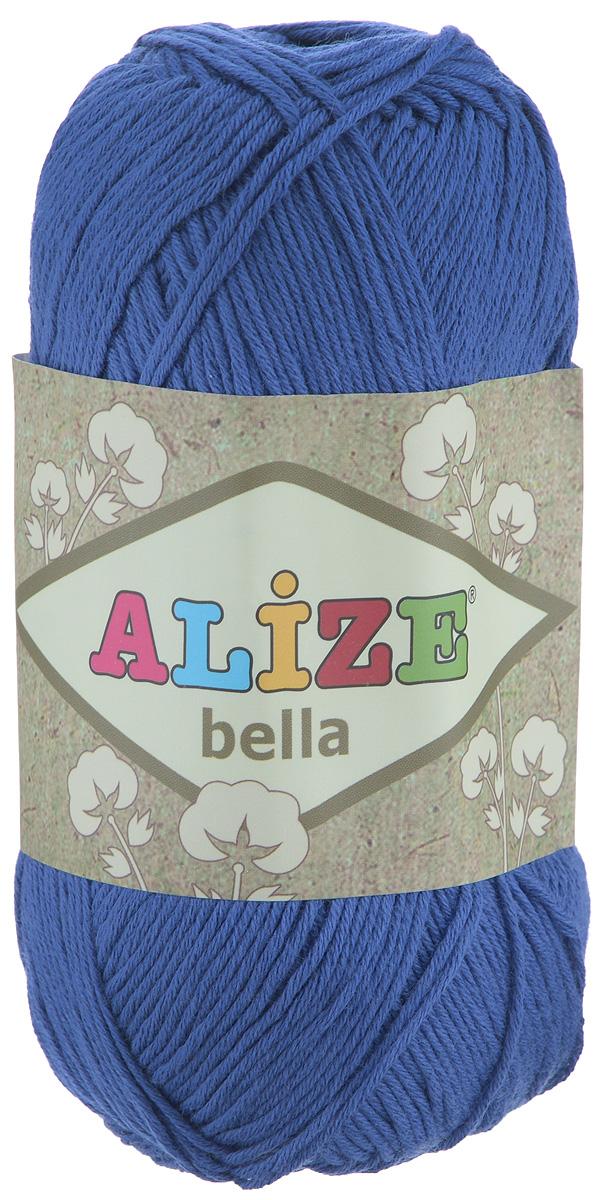 Пряжа для вязания Alize Bella, цвет: синий (333), 180 м, 50 г, 5 шт364124_333Пряжа Alize Bella подходит для ручного вязания детям и взрослым. Пряжа однотонная, приятная на ощупь, хорошо лежит в полотне. Изделия из такой нити получаются мягкие и красивые. Рекомендованные спицы 2-4 мм и крючок для вязания 1-3 мм. Комплектация: 5 мотков. Состав: 100% хлопок.