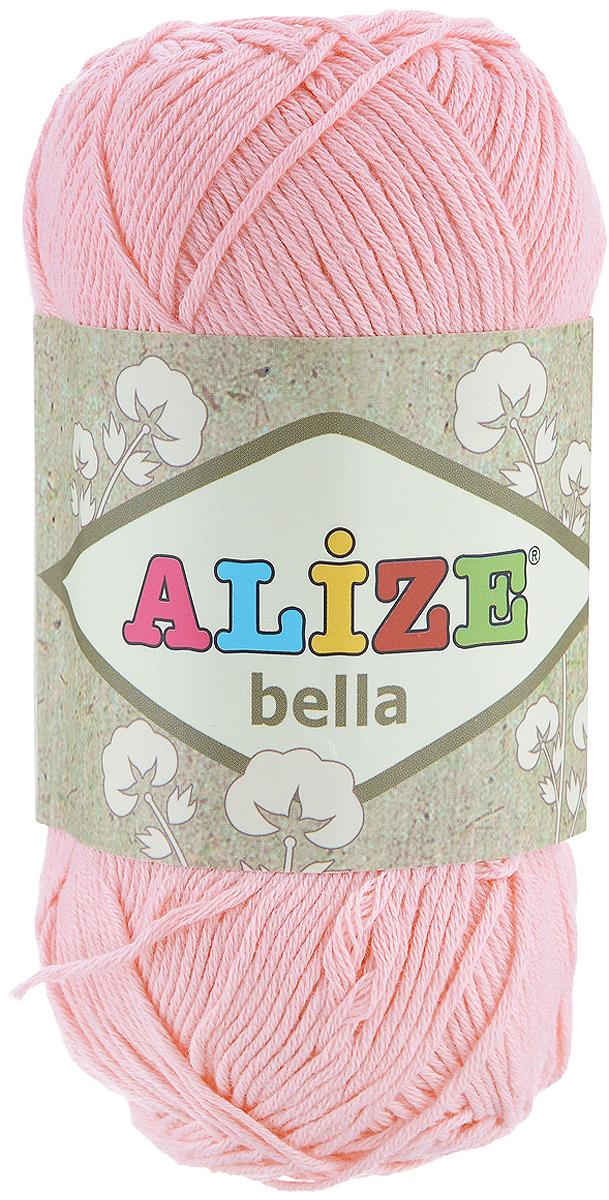 Пряжа для вязания Alize Bella, цвет: светло-розовый (32), 180 м, 50 г, 5 шт364124_32Пряжа Alize Bella подходит для ручного вязания детям и взрослым. Пряжа однотонная, приятная на ощупь, хорошо лежит в полотне. Изделия из такой нити получаются мягкие и красивые. Рекомендованные спицы 2-4 мм и крючок для вязания 1-3 мм. Комплектация: 5 мотков. Состав: 100% хлопок.