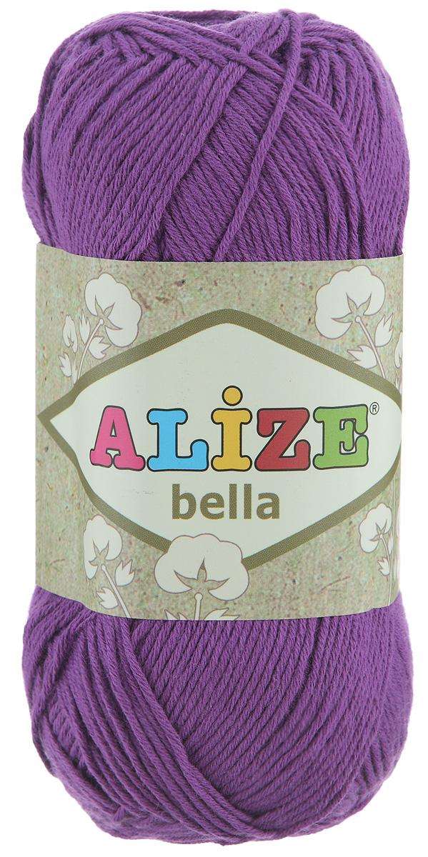 Пряжа для вязания Alize Bella, цвет: фиолетовый (45), 180 м, 50 г, 5 шт364124_45Пряжа Alize Bella подходит для ручного вязания детям и взрослым. Пряжа однотонная, приятная на ощупь, хорошо лежит в полотне. Изделия из такой нити получаются мягкие и красивые. Рекомендованные спицы 2-4 мм и крючок для вязания 1-3 мм. Комплектация: 5 мотков. Состав: 100% хлопок.
