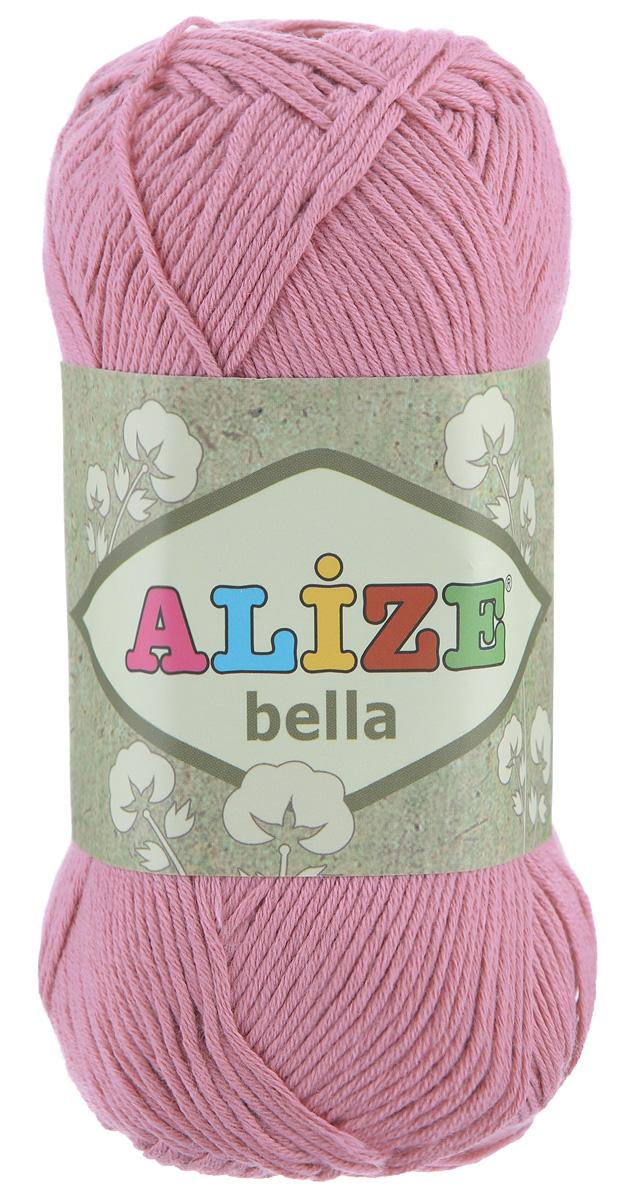 Пряжа для вязания Alize Bella, цвет: розовый (198), 180 м, 50 г, 5 шт364124_198Пряжа Alize Bella подходит для ручного вязания детям и взрослым. Пряжа однотонная, приятная на ощупь, хорошо лежит в полотне. Изделия из такой нити получаются мягкие и красивые. Рекомендованные спицы 2-4 мм и крючок для вязания 1-3 мм. Комплектация: 5 мотков. Состав: 100% хлопок.
