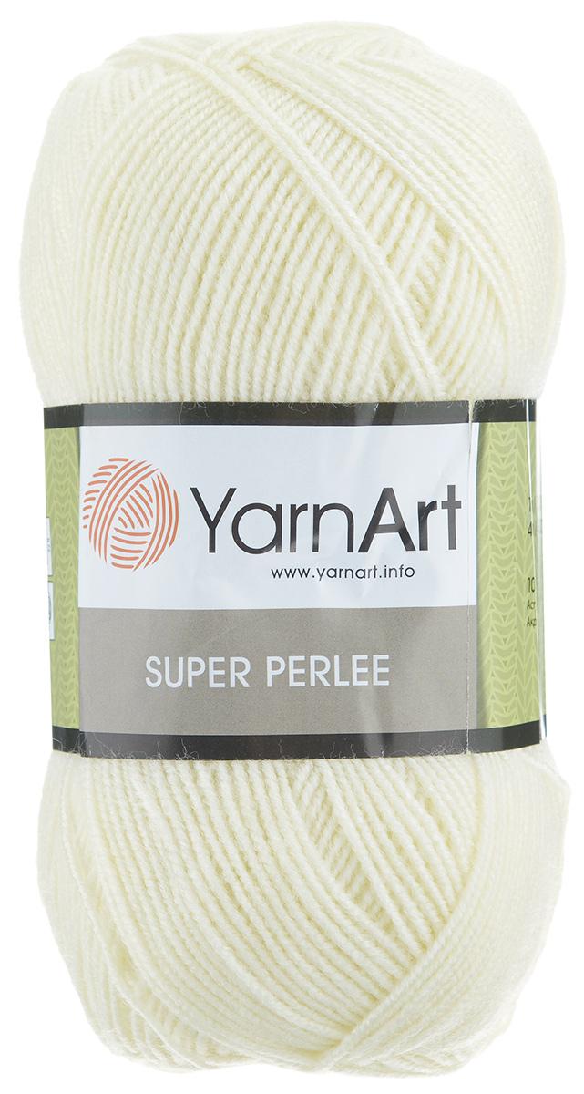 Пряжа для вязания YarnArt Super Perlee, цвет: молочный (226), 400 м, 100 г, 5 шт372062_226Нить пряжи YarnArt Super Perlee ровная, без утолщений и узелков, и такое качество материала позволяет с помощью крючка и спиц создавать легкие ажурные вещи, изысканные и практичные одновременно. Нить тонкая, что предоставляет рукодельницам неограниченные возможности - ведь акрил можно комбинировать и с другими видами пряжи, например, с шерстью или мохером, что обеспечит готовому изделию плотность и тепло. Пряжа YarnArt Super Perlee пользуется особой популярностью в силу своей экономичности и практичности. Состав: 100% акрил Подходит для вязания на крючках и спицах № 3. В настоящее время вязание плотно вошло в нашу жизнь, причем не столько в виде привычных свитеров, сколько в виде оригинальных, изящных моделей из самой разнообразной пряжи. Поэтому так важно подобрать именно ту пряжу, которая позволит вам связать даже самую сложную и необычную модель изделия.