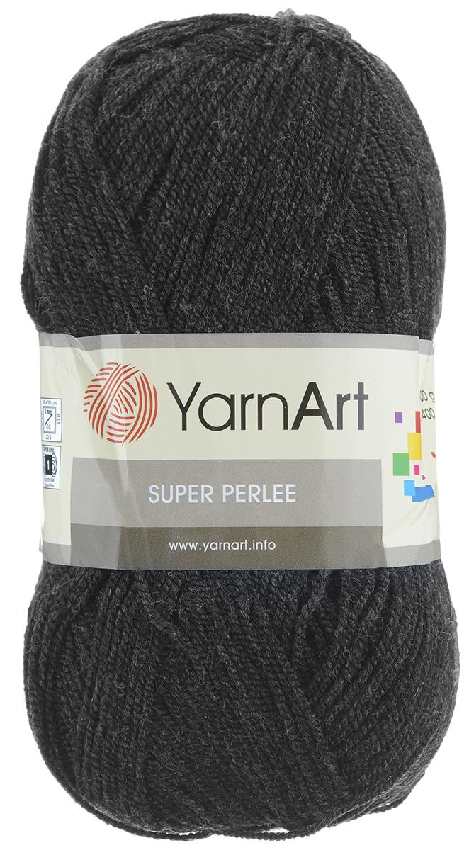 Пряжа для вязания YarnArt Super Perlee, цвет: темно-серый (241), 400 м, 100 г, 5 шт372062_241Нить пряжи YarnArt Super Perlee ровная, без утолщений и узелков, и такое качество материала позволяет с помощью крючка и спиц создавать легкие ажурные вещи, изысканные и практичные одновременно. Нить тонкая, что предоставляет рукодельницам неограниченные возможности - ведь акрил можно комбинировать и с другими видами пряжи, например, с шерстью или мохером, что обеспечит готовому изделию плотность и тепло. Пряжа YarnArt Super Perlee пользуется особой популярностью в силу своей экономичности и практичности. Состав: 100% акрил Подходит для вязания на крючках и спицах № 3. В настоящее время вязание плотно вошло в нашу жизнь, причем не столько в виде привычных свитеров, сколько в виде оригинальных, изящных моделей из самой разнообразной пряжи. Поэтому так важно подобрать именно ту пряжу, которая позволит вам связать даже самую сложную и необычную модель изделия.