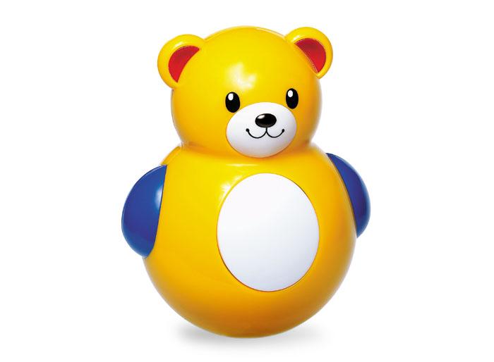 Tolo Classic Неваляшка Медвежонок86205Неваляшка «Медвеженок» Tolo toys доставит малышам массу удовольствий! Дарить такую игрушку детям можно уже с 6 месяцев. Трогательный Мишка будет раскачиваться из стороны в сторону и его не получится свалить. А нажав на животик мишки, можно услышать писк. Забавные неваляшки являются развлечением детей многих поколений, и у каждого малыша в жизни должна быть своя неваляшка. Подобные игрушки положительно сказываются на раннем развитии ребенка – они развивают внимательность, моторику рук, слух, память. Дети в 6 месяцев уже способны узнавать игрушки, радоваться им