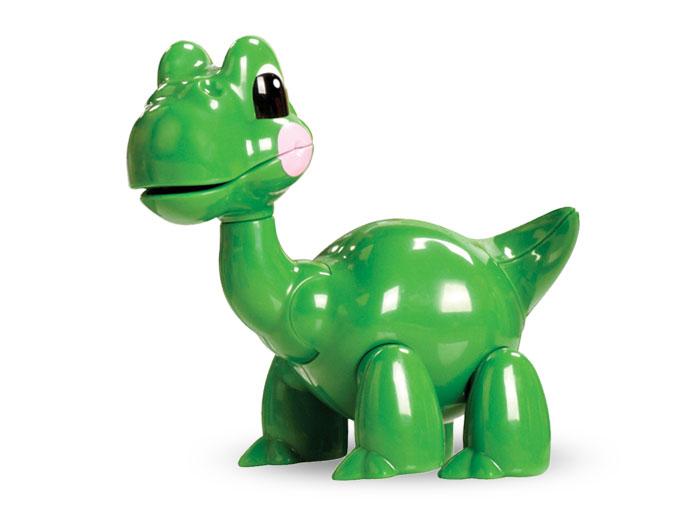 Tolo FF Фигурка Бронтозавр87363Фигурки с вращающими и клацающими деталями без упаковки. Идеально подходит для ролевой игры и развития воображения.