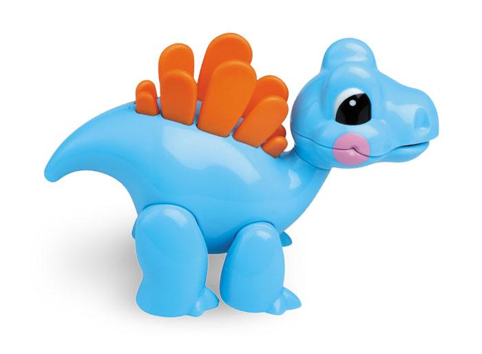 Tolo FF Фигурка Стегозавр87364Фигурки с вращающими и клацающими деталями без упаковки. Идеально подходит для ролевой игры и развития воображения.