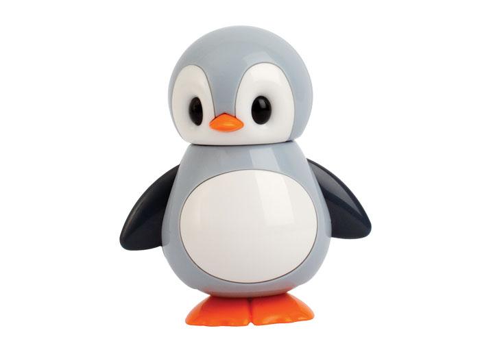 Tolo FF Фигурка Пингвин87406Фигурки с вращающими и клацающими деталями без упаковки. Идеально подходит для ролевой игры и развития воображения.