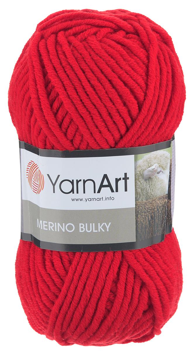 ����� ��� ������� YarnArt Merino Bulky, ����: ���� (156), 100 �, 100 �, 5 �� - YarnArt / Yarn Art372068_156� ������ ����� YarnArt Merino Bulky ������ ������, ������� ����������� �����, � ���������� �����, ���������� �� ����������� �������� ������� � ��������� �����. ��� �� �����, ���� �� ���� ����� ������� ������� �������� - ���������� ������ ������, ���������� ����� � ����������� ����. ������ � ������ ����� YarnArt Merino Bulky ������������ � ����������, �� ��� ������� ���������� ������ ������� ���� ��� ����� � �������� - �� ���������� �������� ������ �� ������� ���� � ������. ������������ �������� ������� ��������� ������������������ � ������������� � �������� � ������� ��������, � ���� ����������� ��������� ��� ������� � ����������. ������������� ����� 7 ��, ������ 8 ��. ������: 30% ������, 70% �����. ������������: 5 ��. ����� �����: 100 �. ��� �����: 100 �.
