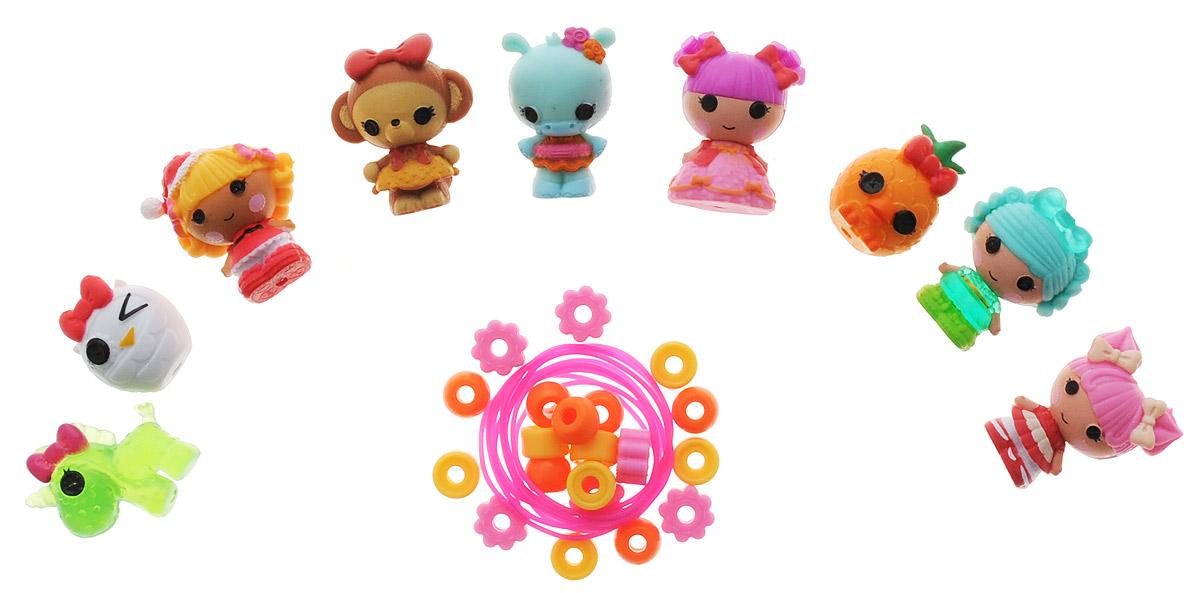 Lalaloopsy Набор фигурок Малютки Series 4 цвет бордовый розовый 529514_розовый4