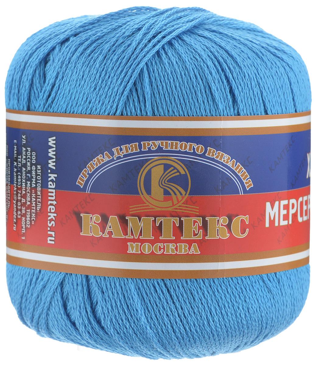 Пряжа для вязания Камтекс Хлопок мерсеризованный, цвет: мадонна (018), 200 м, 50 г, 10 шт - Камтекс136093_018Пряжа для вязания Камтекс Хлопок мерсеризованный изготовлена из 100% хлопка. Это натуральный хлопок, прошедший обработку под названием