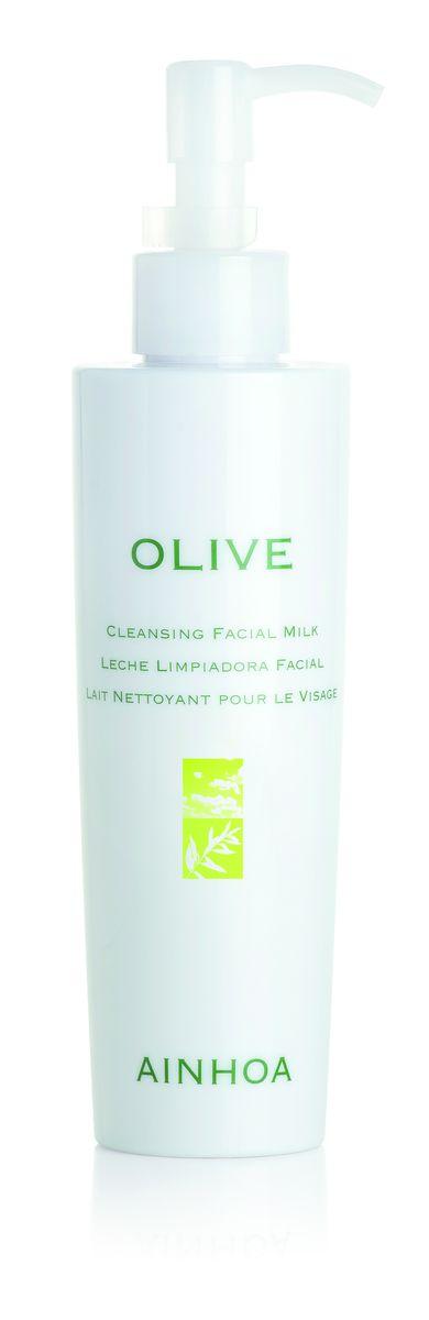 Ainhoa Olive Очищающее молочко для лица и глаз, 200 млR2701Нежное молочко эффективно очищает, удаляет загрязнения и макияж с лица и глаз. В основе молочко – оливковое масло, которое прекрасно увлажняет и питает кожу, а экстракт лимона стимулирует обновление клеток и выравнивает цвет лица. Активные компоненты: оливковое масло и витамин Е. Способ применения: нанесите средство на ватный диск, протрите им кожу лица, шеи и области вокруг глаз. Рекомендуется начинать очищение с глаз. Молочко рекомендуется использовать дважды в день – утром и вечером.